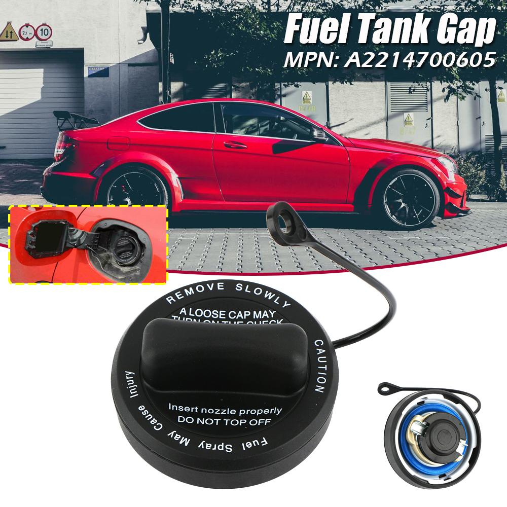 A2214700605 New Fuel Tank Gas Filler Cap For Mercedes-Benz C CL CLS E G GLK SLK