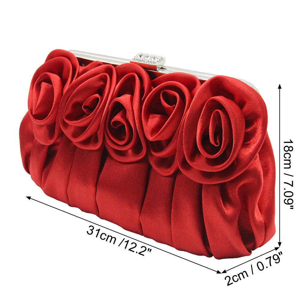 1f6b2debcd67 Details about Women's Leather Long Wallet Lady Credit Card Clutch Purse  Long Clutch Handbags