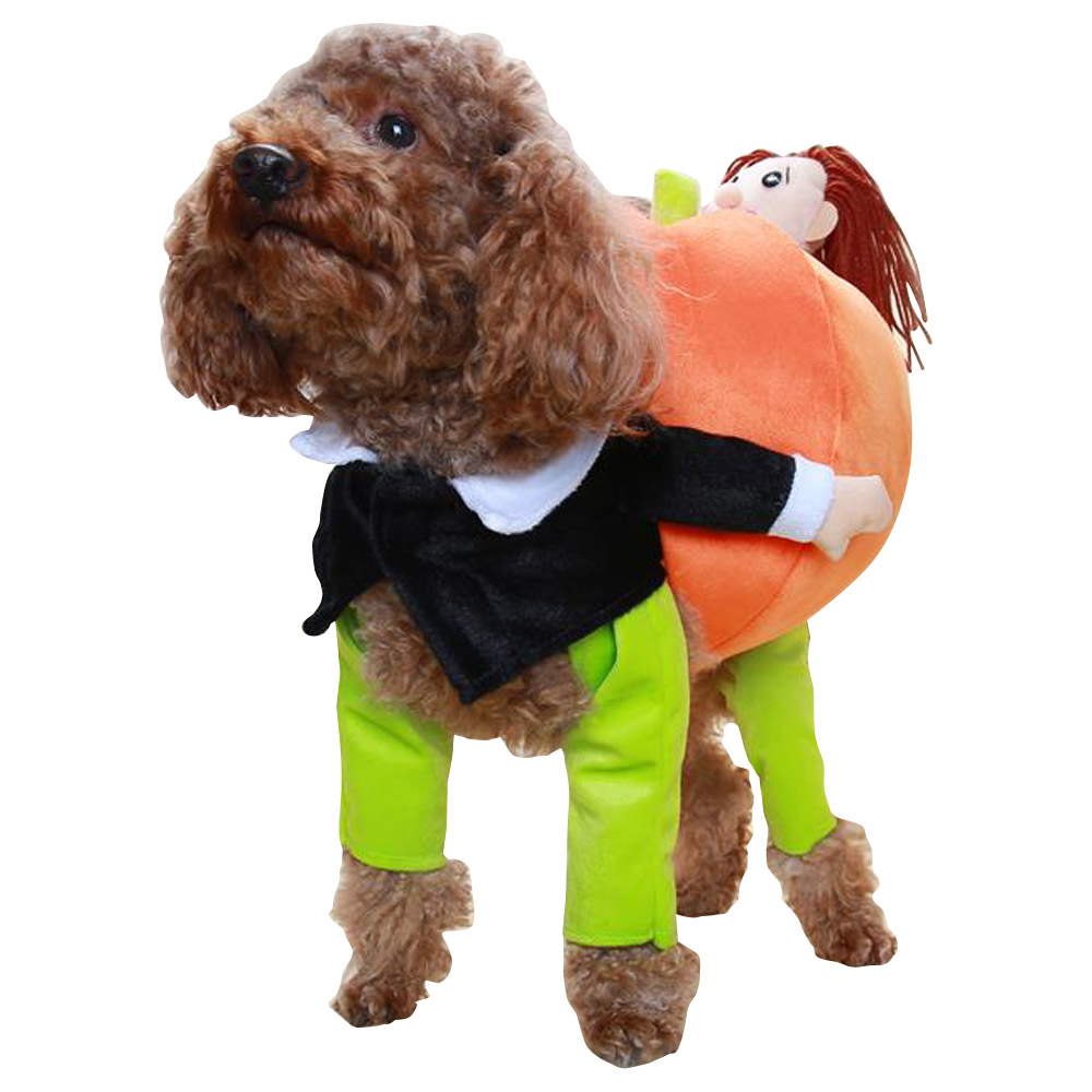 PET DOG CAT CHRISTMAS HALLOWEEN SHOW PARTY FANCY DRESS COSTUME OUTFIT CLOTHES 4