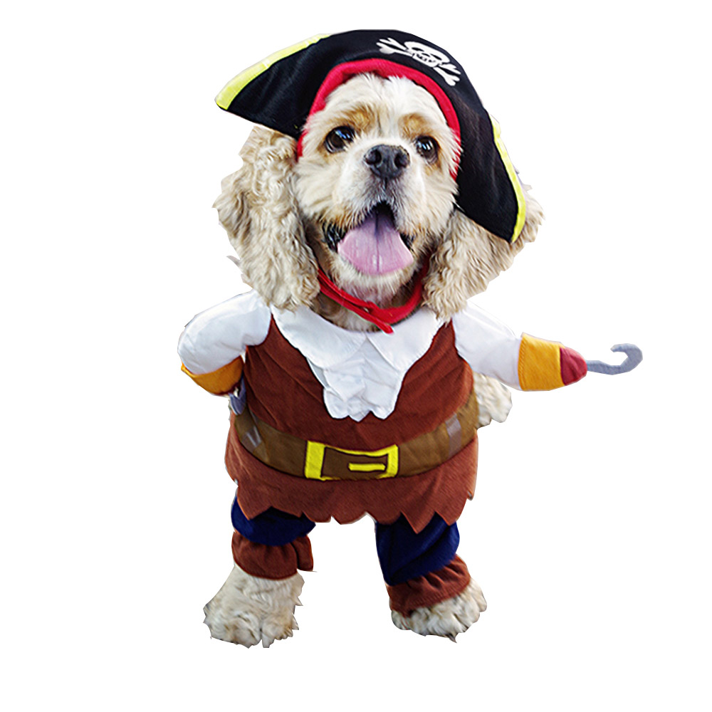 PET DOG CAT CHRISTMAS HALLOWEEN SHOW PARTY FANCY DRESS COSTUME OUTFIT CLOTHES 5
