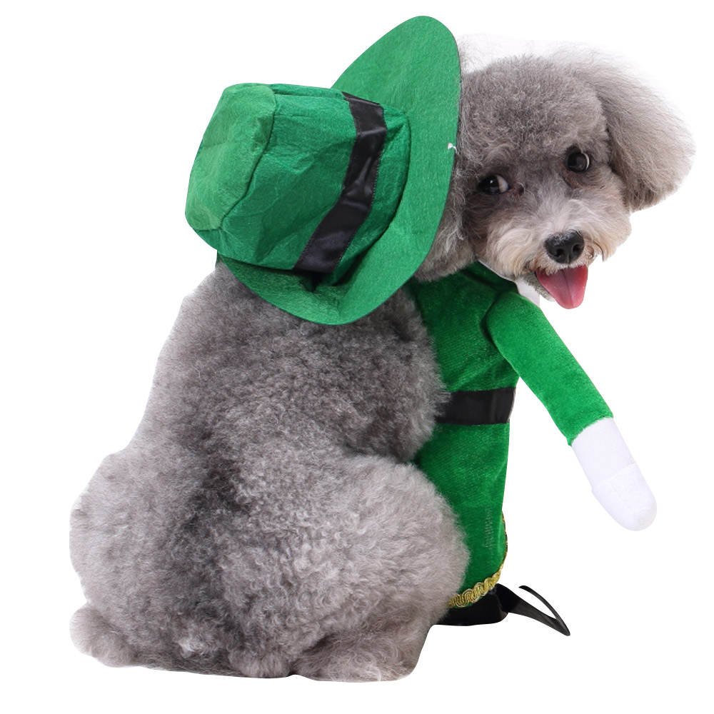 PET DOG CAT CHRISTMAS HALLOWEEN SHOW PARTY FANCY DRESS COSTUME OUTFIT CLOTHES 12