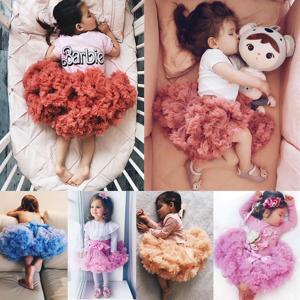 BABY GIRL HANDMADE RED /& SILVER GLITTER TUTU SKIRTS NEWBORN-24 MONTHS PHOTO PROP