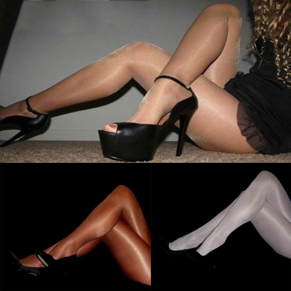 0cb74ac9e12 Details about Ladies Party Shiny Glitter Glossy Stockings Pantyhose Tights  Hosiery Socks