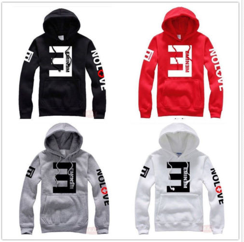 Details about Mens Womens Eminem Hip Hop Sweater Fleece Hoodie Hoody Jacket  Sweatshirt Rap b0c5e33b14