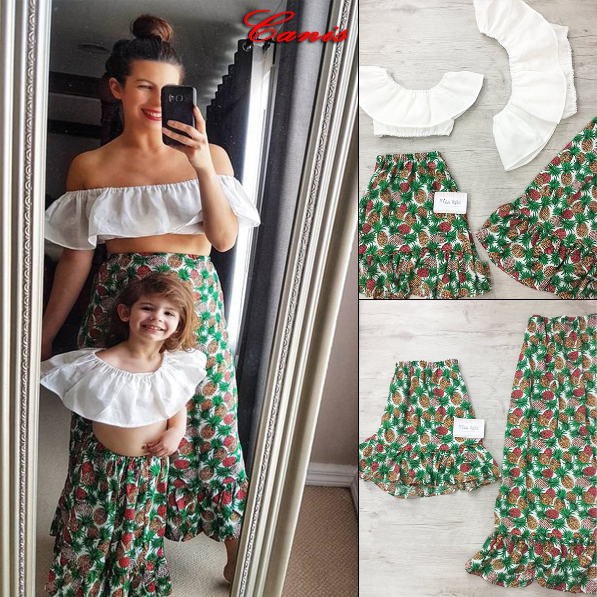 5d723efc4a Details about Women Boho Maxi Skirt Dress Floral Holiday Summer High Waist  Long Skirt Sundress