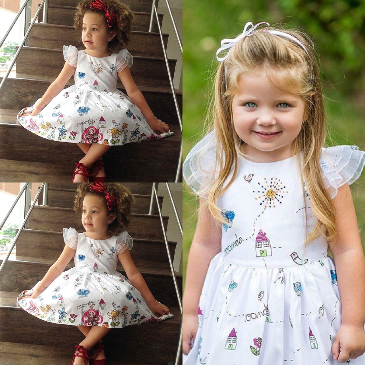 attractive price on feet images of great prices Baby Flower Girl Dresses Ebay – Pemerintah Kota Ambon