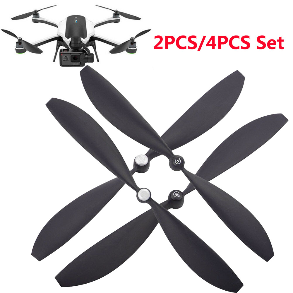 4pcs Drone Propellers Blades Wings Accessories Parts For GoPro Karma Black New