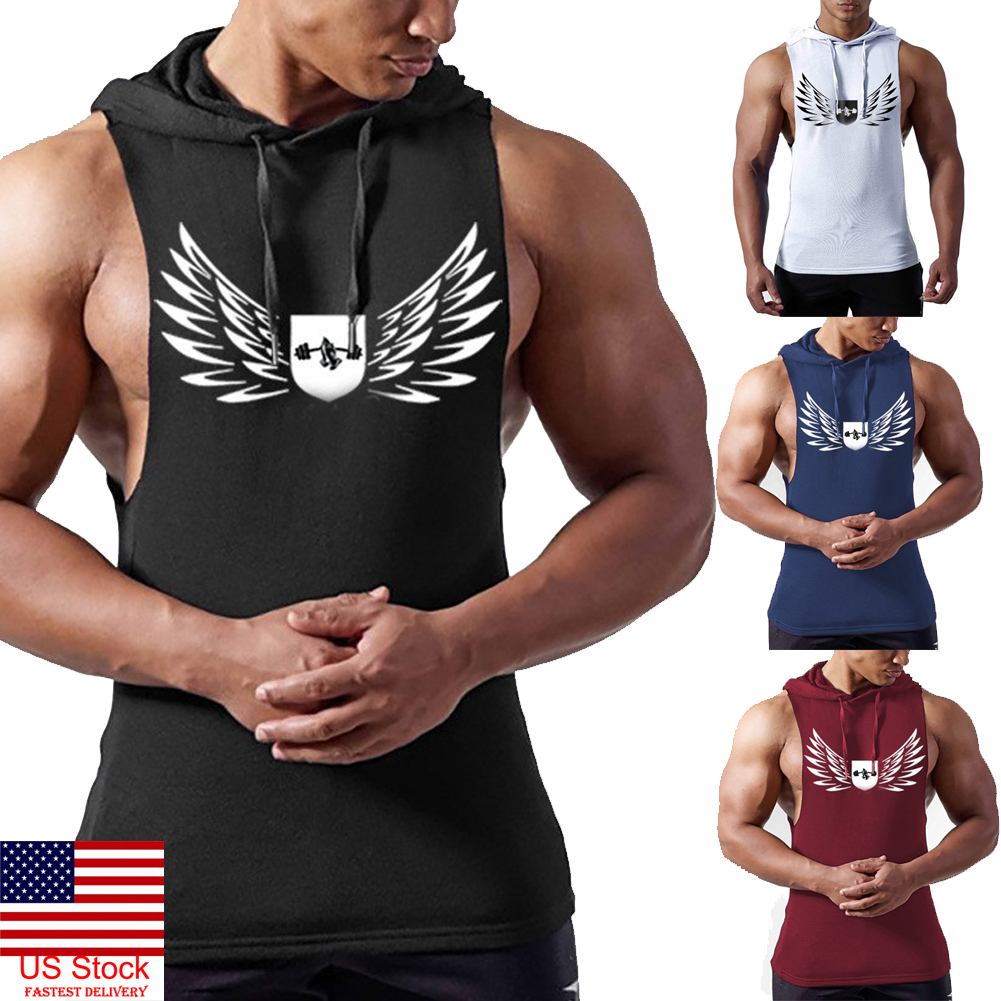 """Bodybuilding Gym T-shirt With /""""You/'ll Know When.../"""" Design On Back   M,L,XL,2XL"""