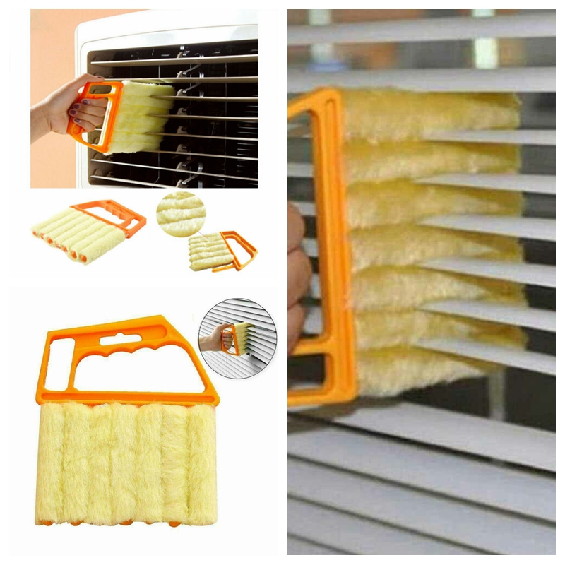 Details About Blinds Window Air Conditione Mini Blind Cleaner Dirt Clean Cleaner Brush Tool Us