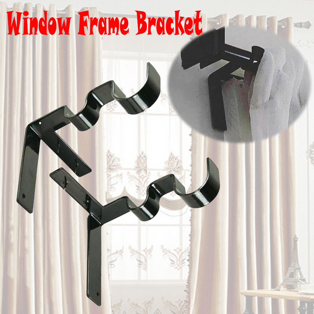 kwik hang double center support curtain