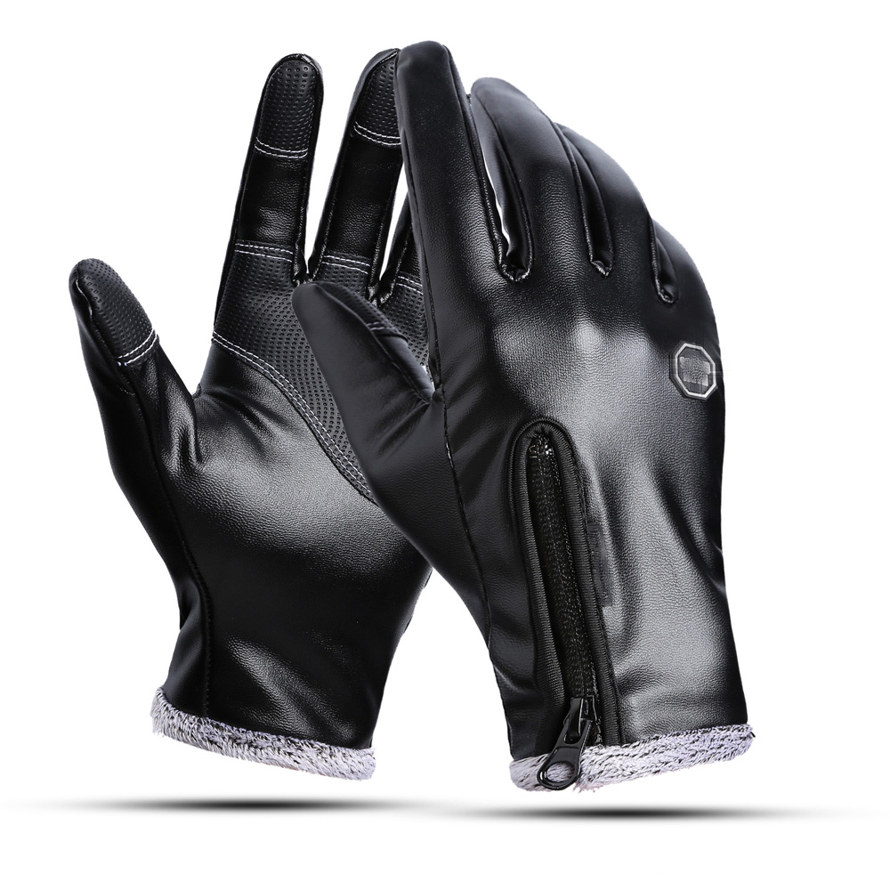REAL LAMBSKIN SHEEP LEATHER DRIVING FASHION POLICE DRESS GLOVES BLACK NEW DESIGN