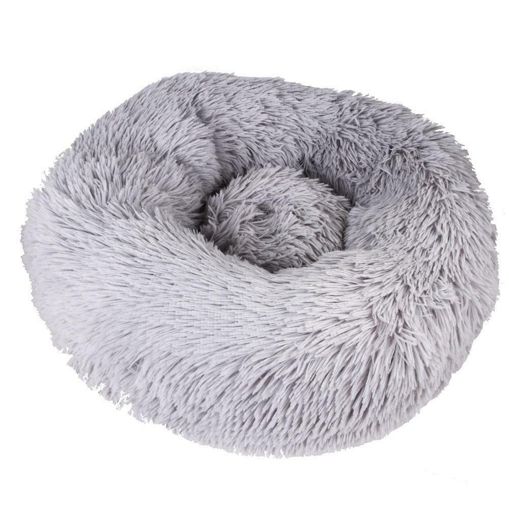Awe Inspiring Details About Calming Bed Pet Dog Cat Round Nest Warm Soft Plush Sleeping Bag Comfyflufy Us Gmtry Best Dining Table And Chair Ideas Images Gmtryco