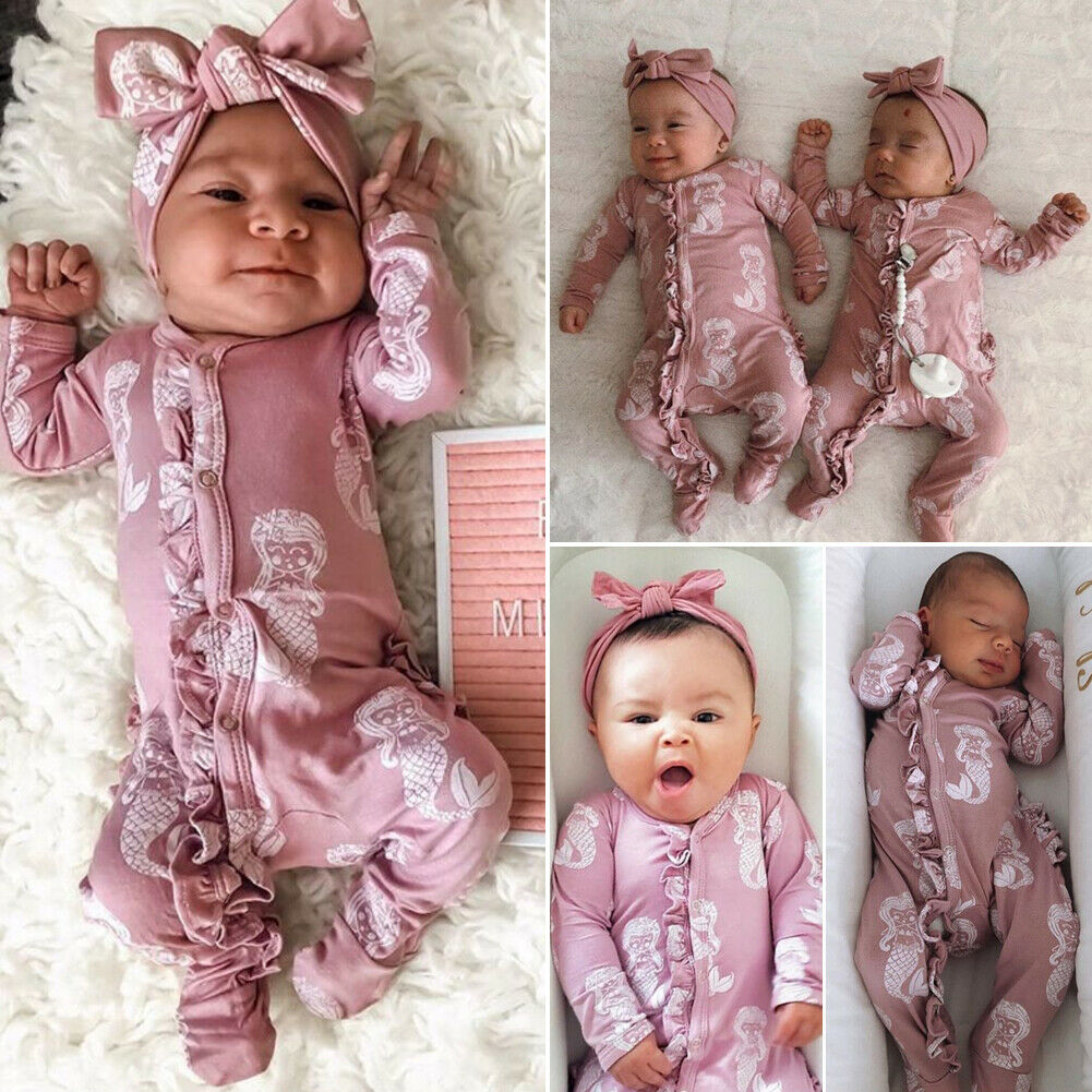 Toddler Baby Girls Autumn Leopard Outfits T-shirt+Pants Set Clothes Tracksuit US