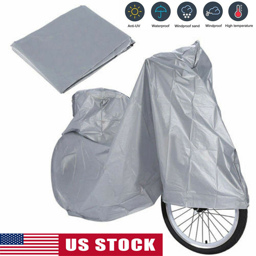 1PC CHEAP WATERPROOF RAIN BIKE CYCLE BICYCLE OUTDOOR PROTECTION DUST COVER