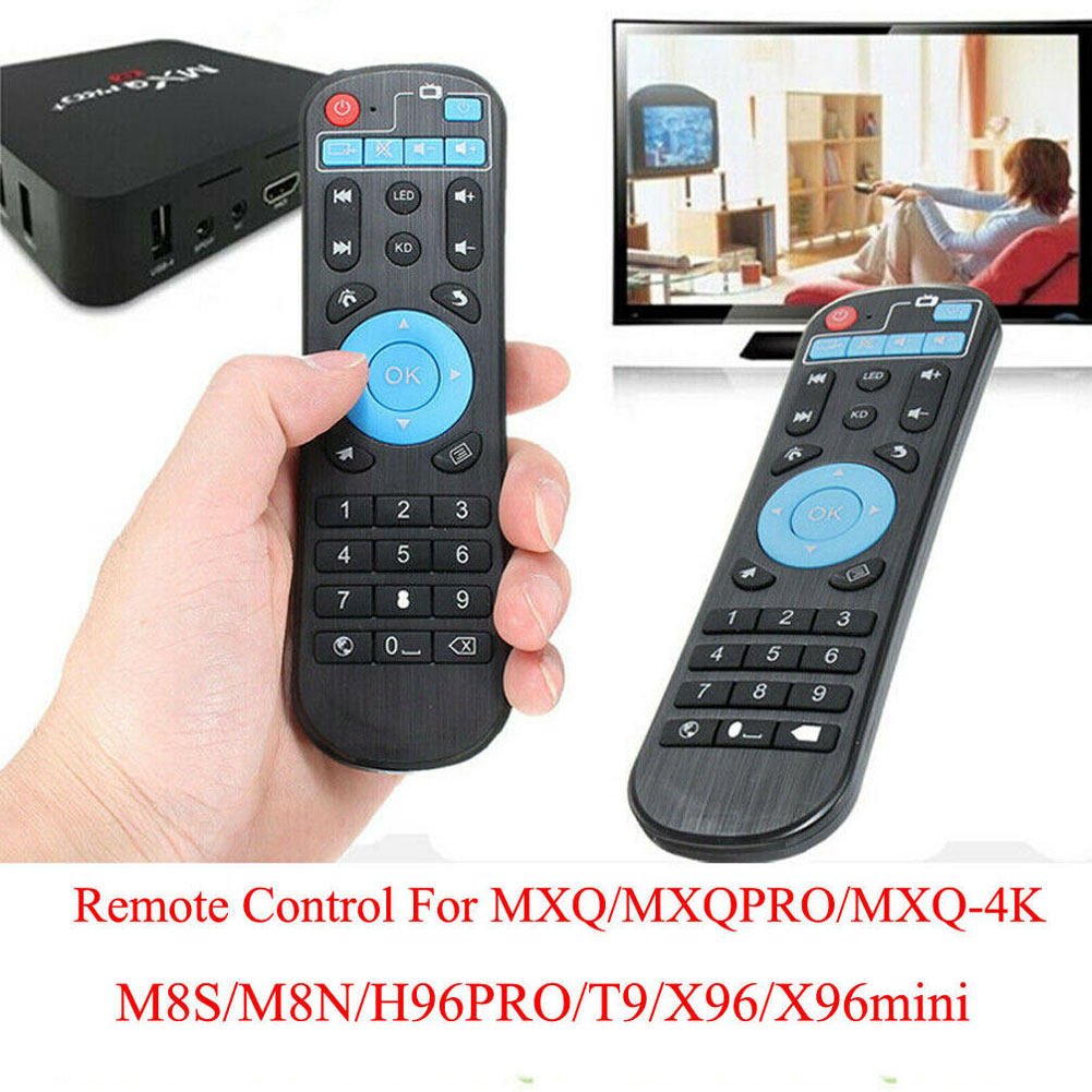 Wireless Replacement Remote Control Android TV Box X96 T95 H96 V88 MXQ 4K Home