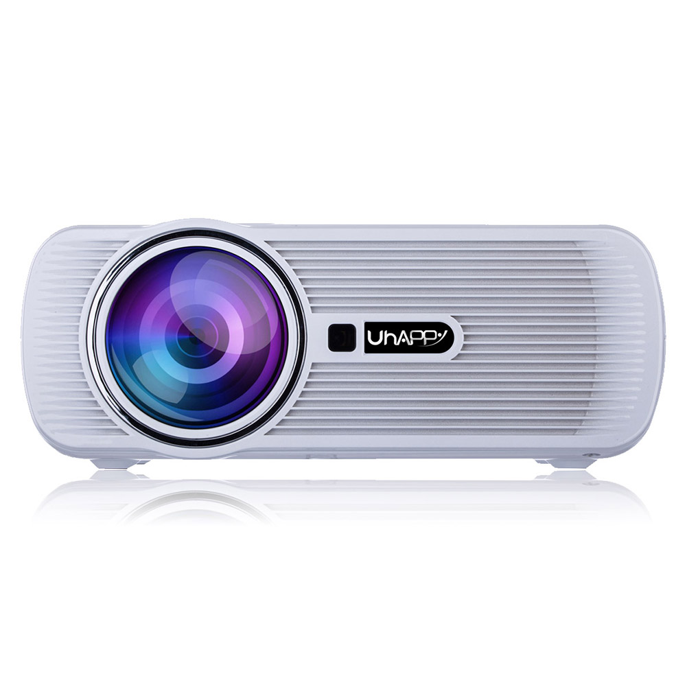 Mini 1080p Full Hd Led Projector Home Theater Cinema 3d: Mini 1080P Full HD LED Projector Home Theater Cinema 3D