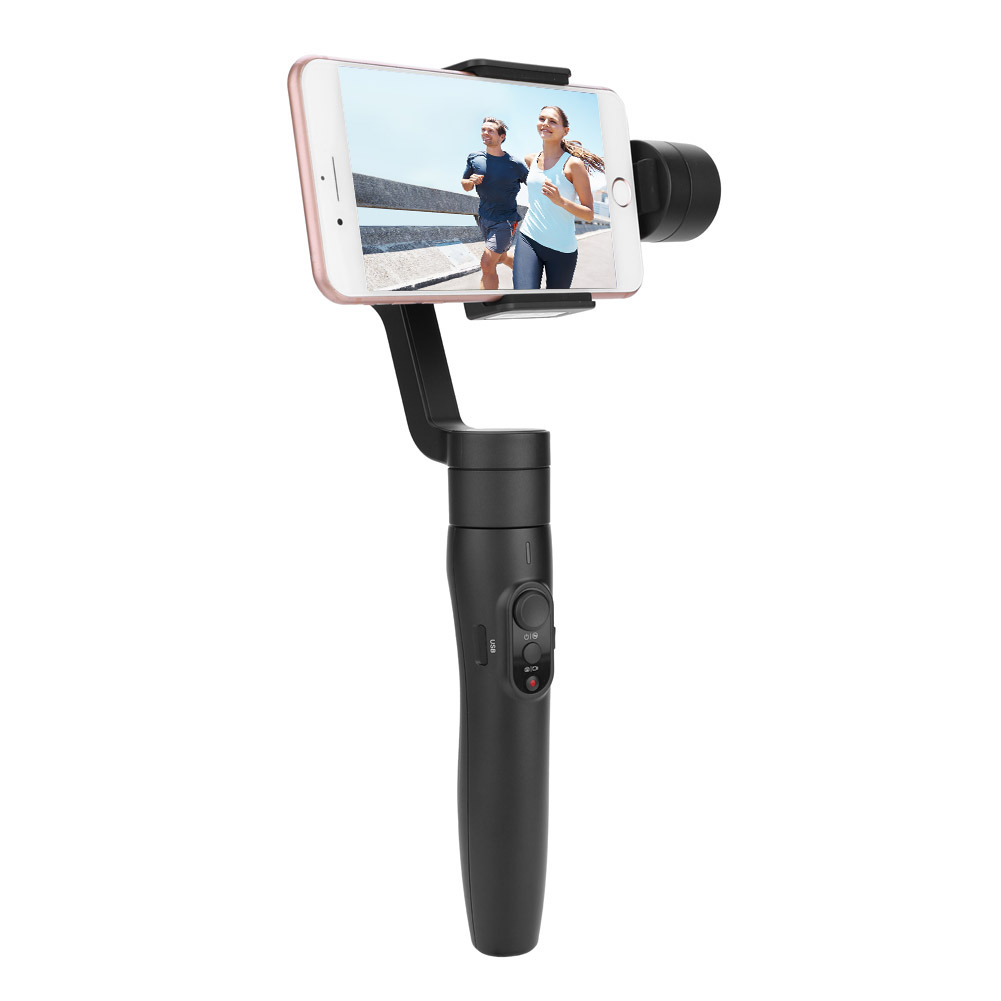Feiyu-G6-Plus-Handheld-Gimbal-Stabilizer-for-for-Action-Camera-amp-Smartphone-STP thumbnail 26