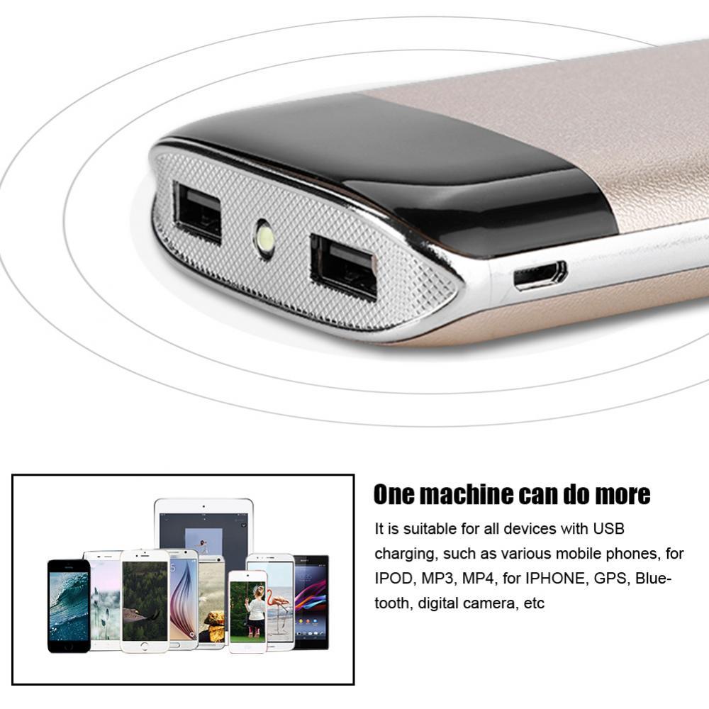 DIY-Power-Bank-Case-10000mAh-Dual-USB-Battery-Charger-Box-Shell-with-LED-Display thumbnail 31