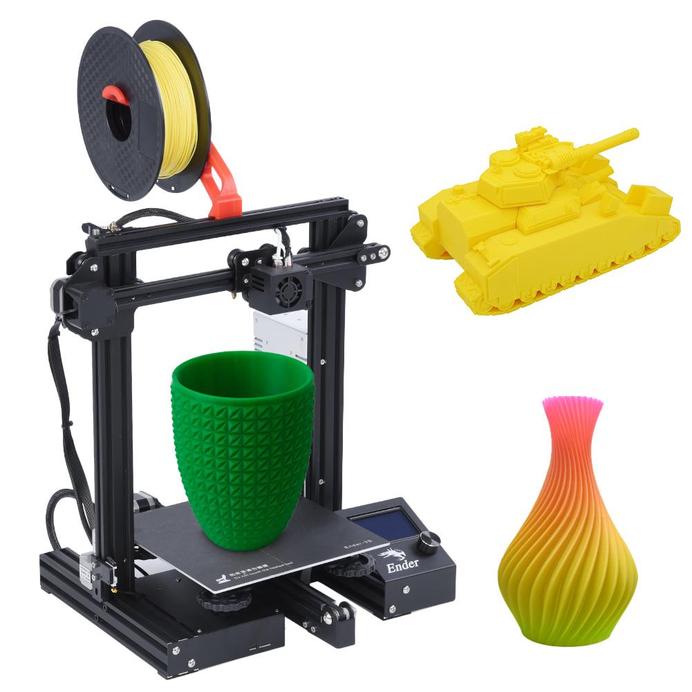 Ender 3 3D Printer Resume Print FDM Certified