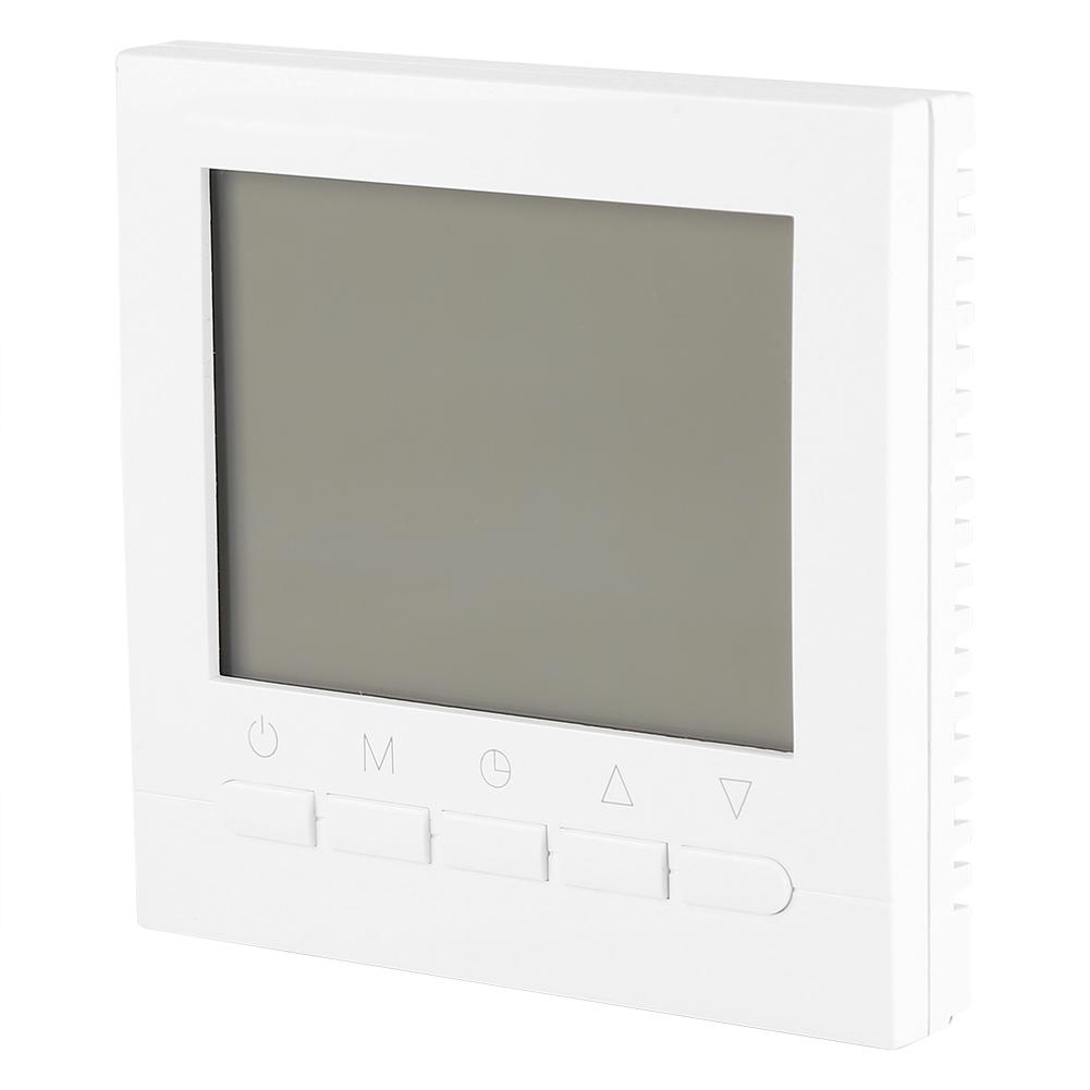 Programmable-WiFi-Smart-Wireless-Digital-Thermostat-LCD-Touch-Screen-App-Control miniature 36