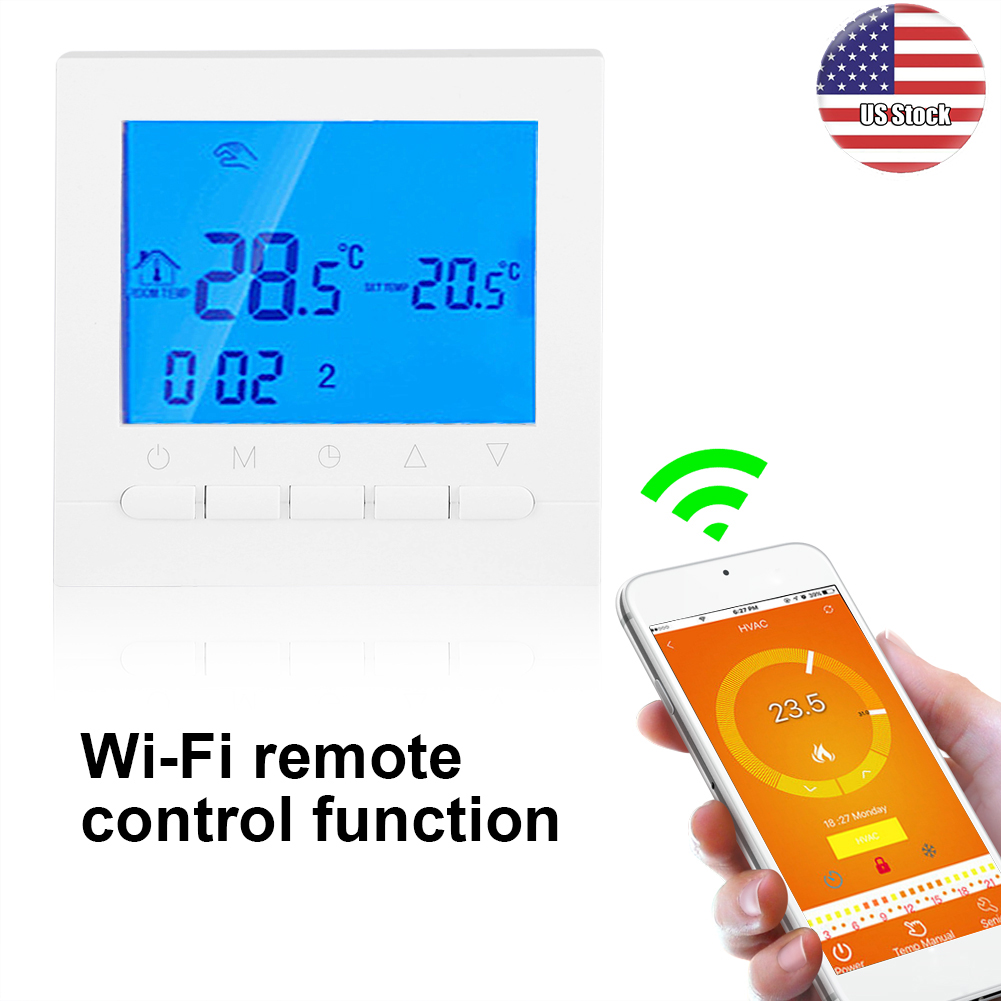 Programmable-WiFi-Smart-Touch-Room-Thermostat-Temperature-Controller-APP-Control thumbnail 34