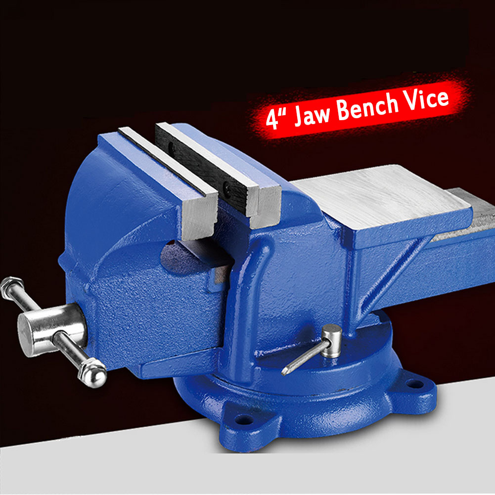 Astounding Engineers Heavy 4 Vice Vise Jaw Swivel Base Workshop Clamp Pabps2019 Chair Design Images Pabps2019Com