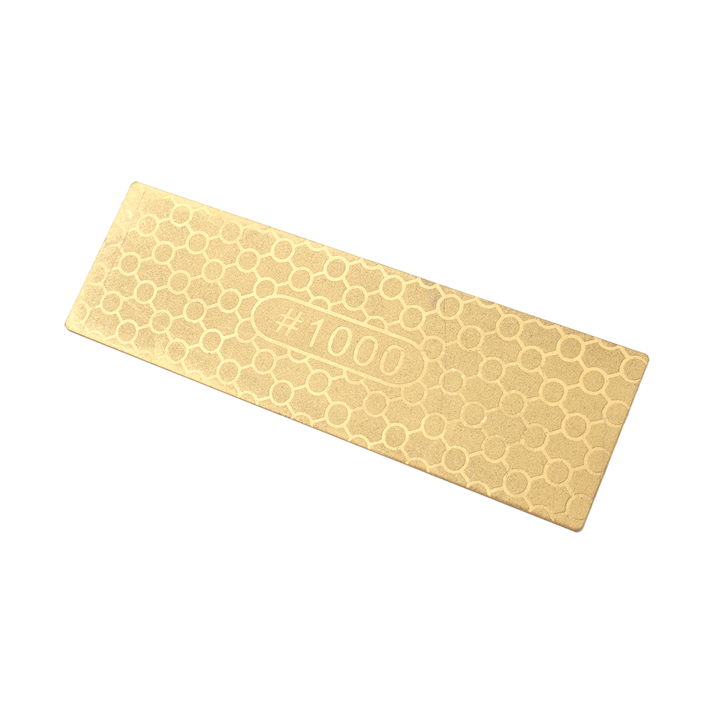 Double Sided 400 1000 Grit Diamond Whetstone Sharpening