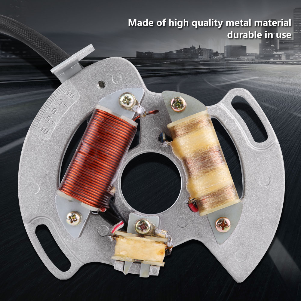 Details about Magneto Plate Ignition Stator for YAMAHA BLASTER 200 YFS200  2003 2004 2005 2006