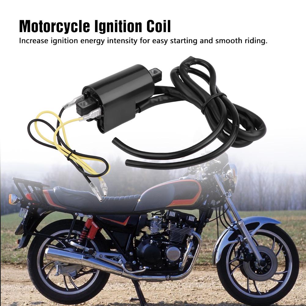 2pc Ignition Coil For Yamaha Xj550 Xj600 Xj650 80 84 Xj750 82 1981 Wiring Xj900 95 02