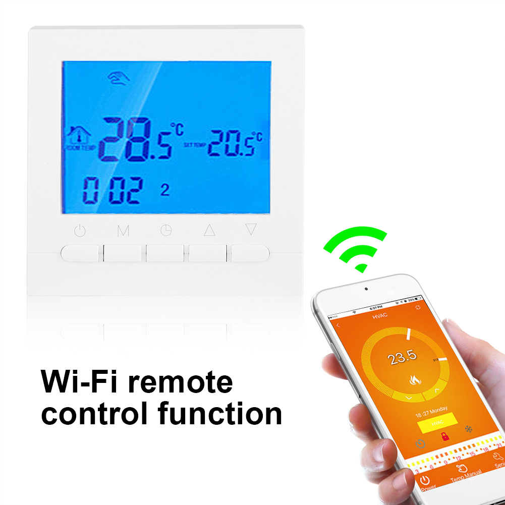 Programmable-WiFi-Smart-Touch-Room-Thermostat-Temperature-Controller-APP-Control thumbnail 31