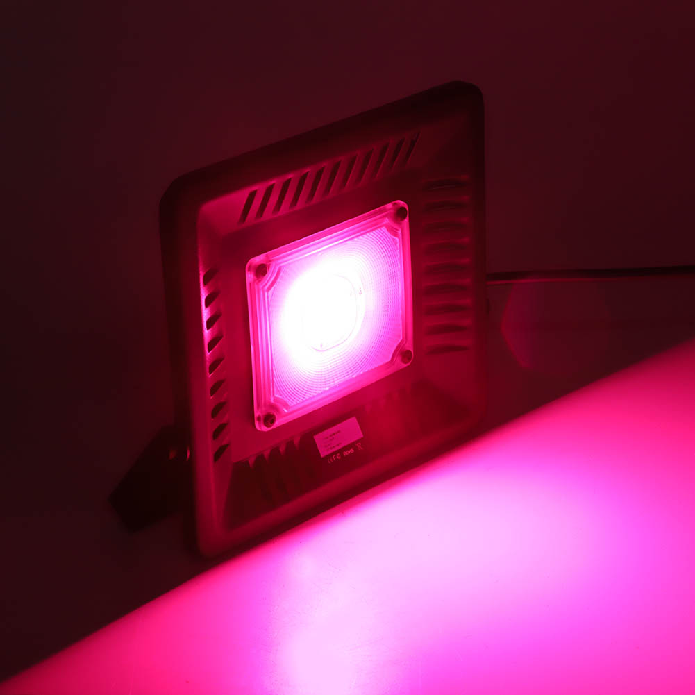 50w Cob Full Spectrum Led Grow Light Lamp Plant Flower Bloom Hydroponic Indoor 741870041945 Ebay