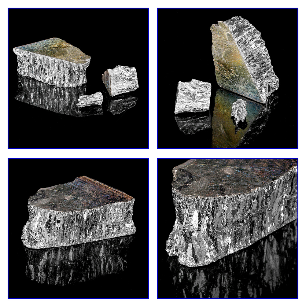 New 1kg Pure Bismuth Metal Ingot 99.99/% Purity for Making Crystals First Class