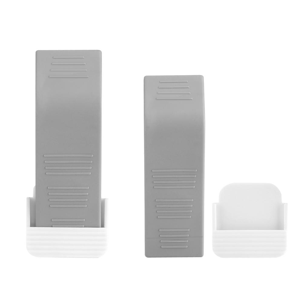 4x Large Rubber Door Stopper Wedge Door Jam Catcher Block Home Office 1 product