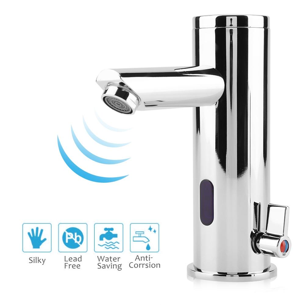 Waschtischarmatur Mischbatterie Wasserhahn Waschtisch Warm//Kalt Wasser Amatur LM