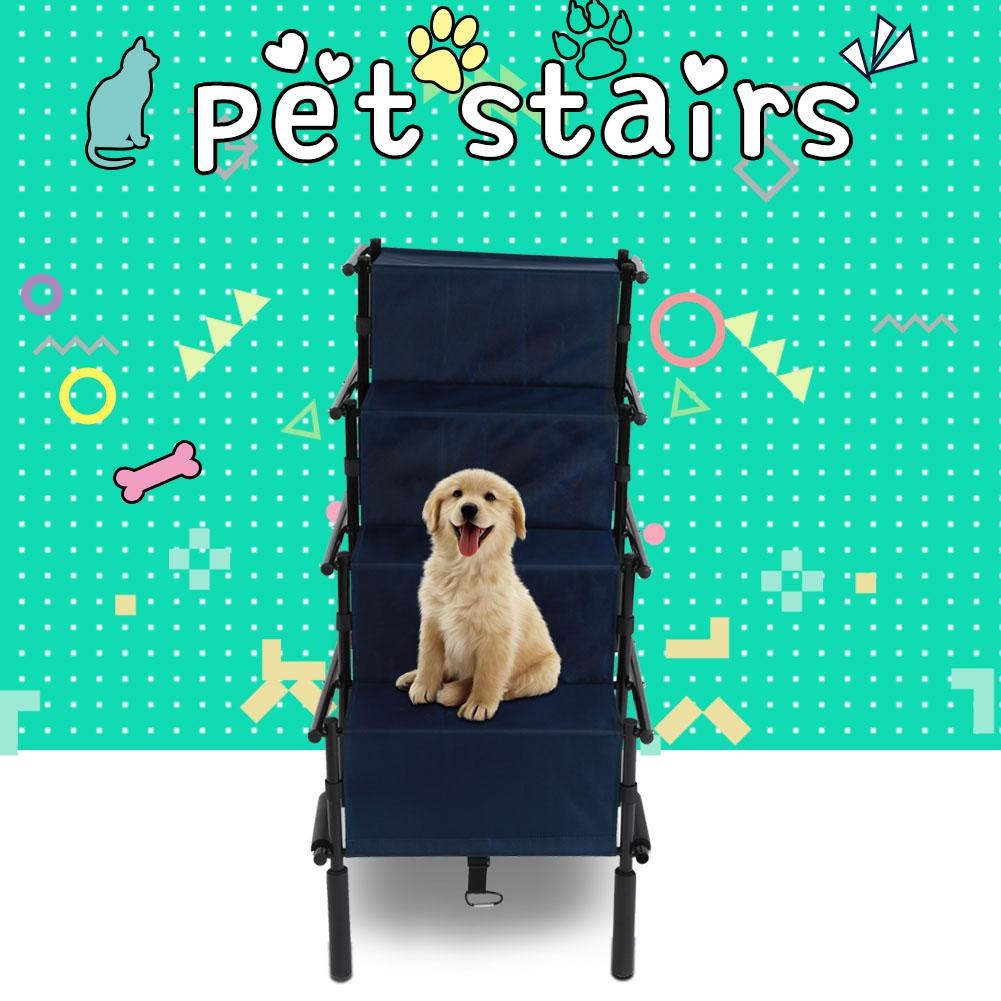 hunde katzen haustier treppe hunderampe rampe auto. Black Bedroom Furniture Sets. Home Design Ideas
