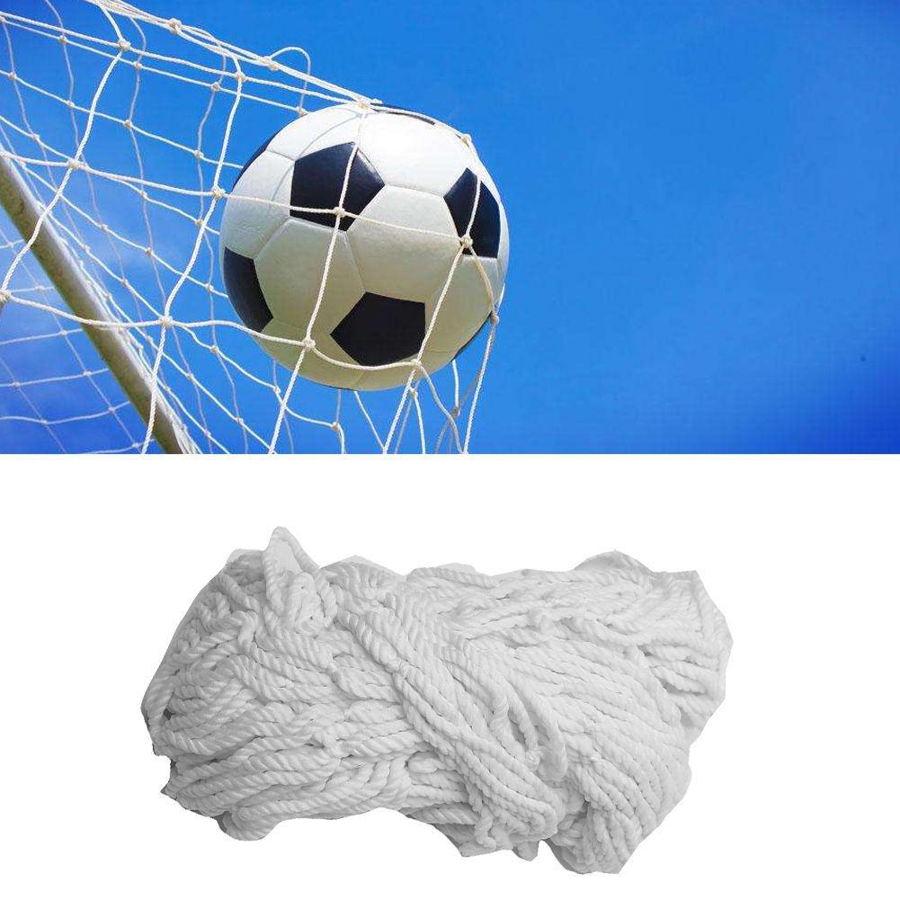 8x6FT Full Size Outdoor Backyard Football Net for Soccer ...