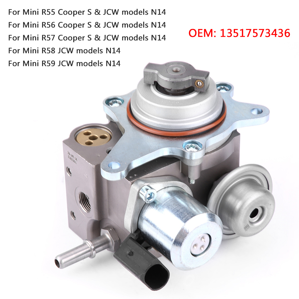 Car Metal Heavy Duty Gas Diesel Inline Fuel Pump 13517588879 High Pressure Electric Fuel Pump