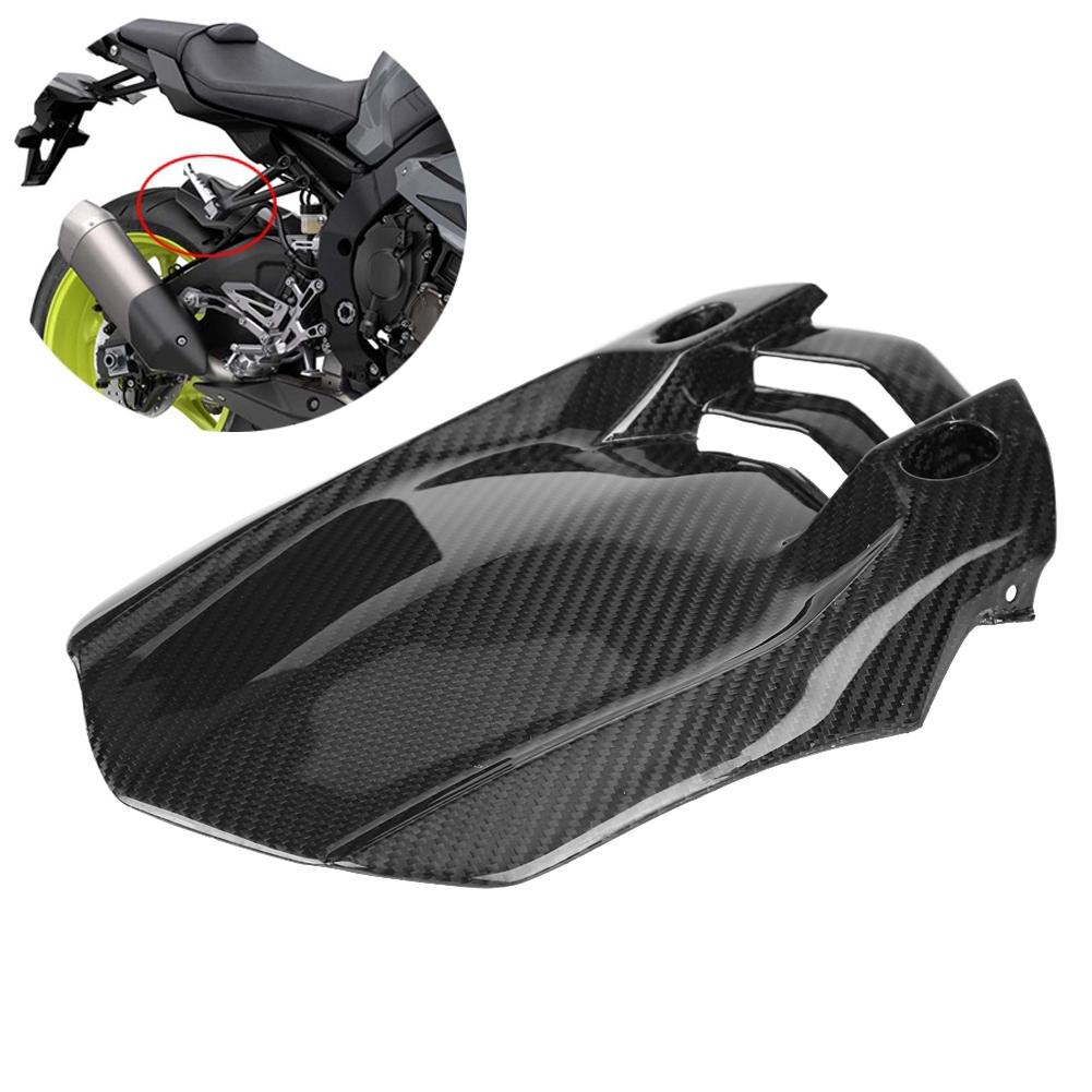 Motorcycle Rear Mudguard Fender Carbon Fiber Fits For Yamaha MT-10 FZ-10 16-18