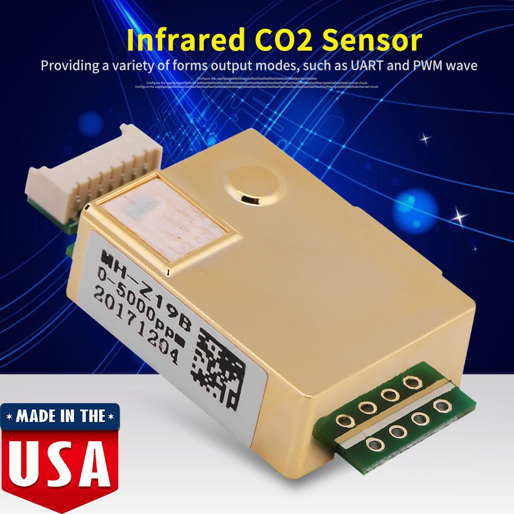 Infrared Carbon Dioxide Sensor Mh-z19b Co2 Sensor Module Home Appliance Parts