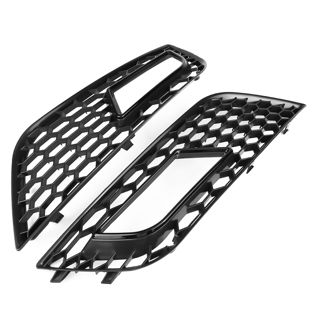 FOR 2013-2016 AUDI A4 B8.5 RS4 STYLE FRONT BUMPER FOG