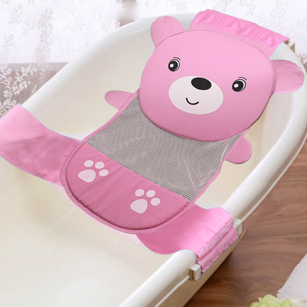 5Pcs Cute Bear Baby Infant Bath Towel 25*50cm Kids Washcloth Towel La