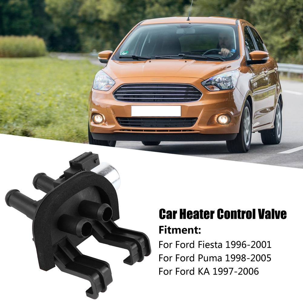 A para Ford Fiesta KA Puma Street Transit para Mazda 121 accesorios de coche V/álvula de control de calefacci/ón N