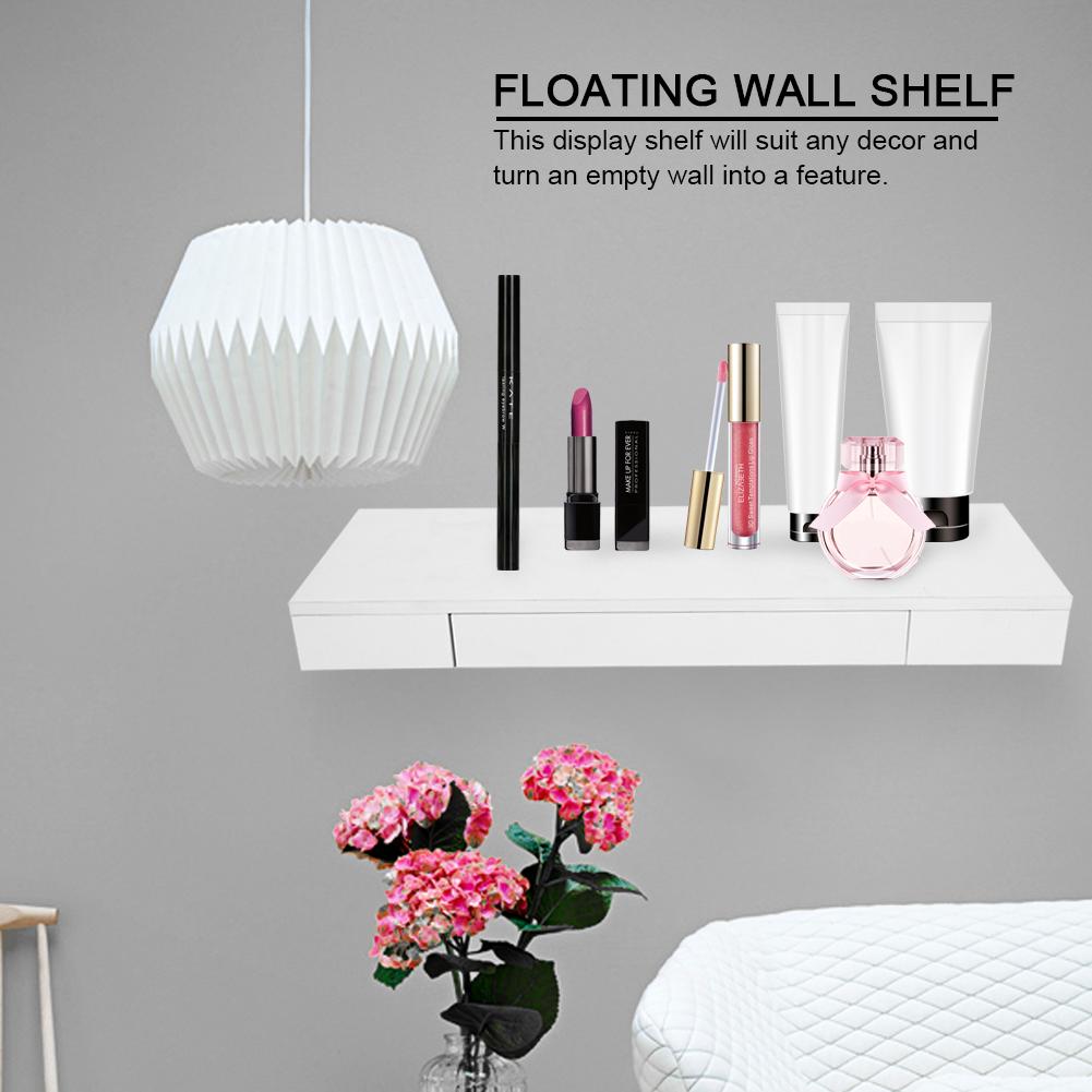 wandregal mit schublade b cherregal h ngeregal blumenregal. Black Bedroom Furniture Sets. Home Design Ideas