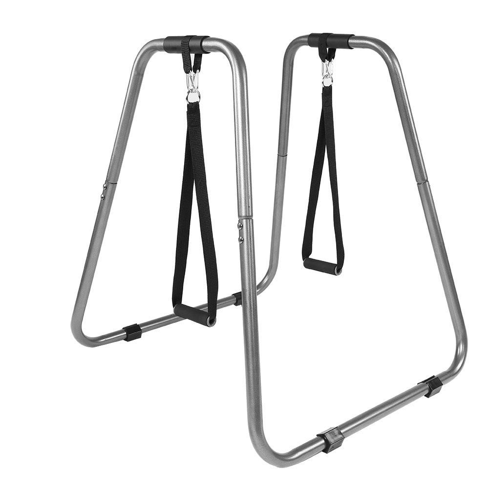 Push Up Bars Minibarren rutschfest Fitnessgriffe Metall 4 x Liegestützgriffe