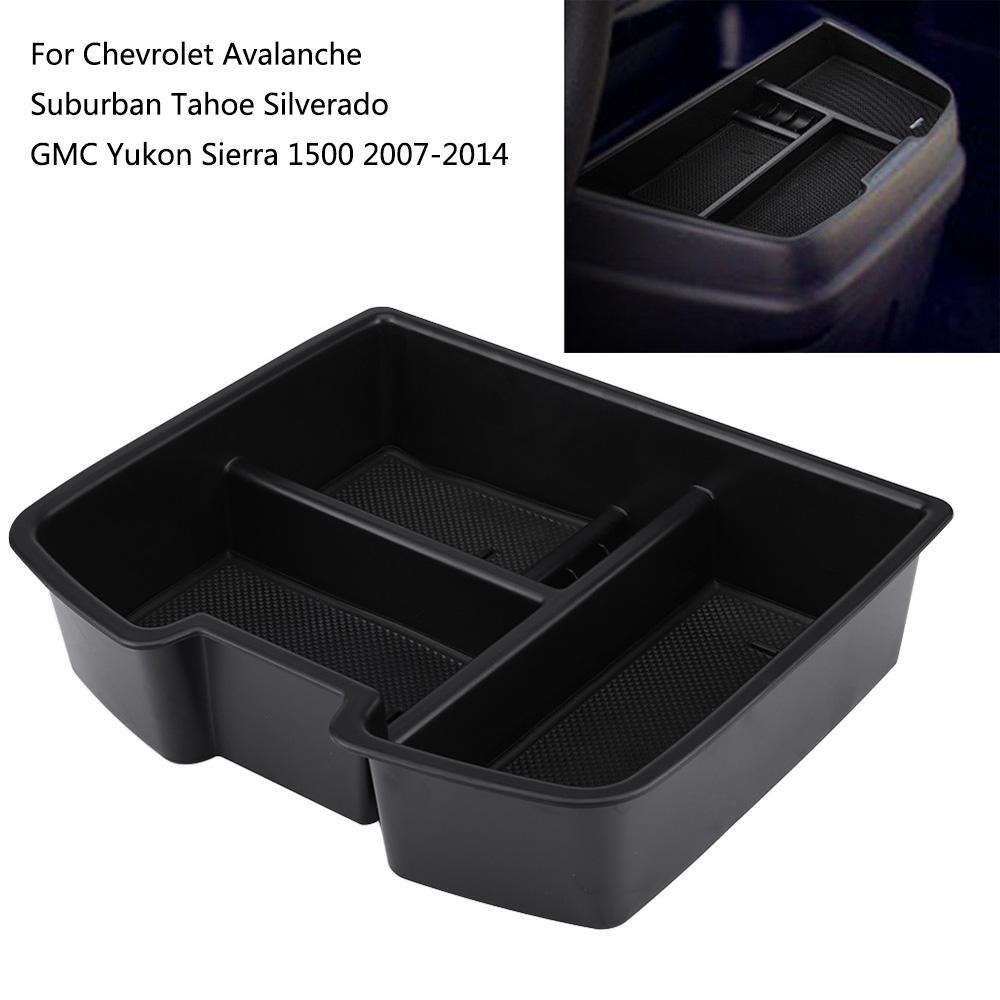 Center Console Insert Organizer Tray For Chevrolet Avalanche GMC Yukon 2007-2014