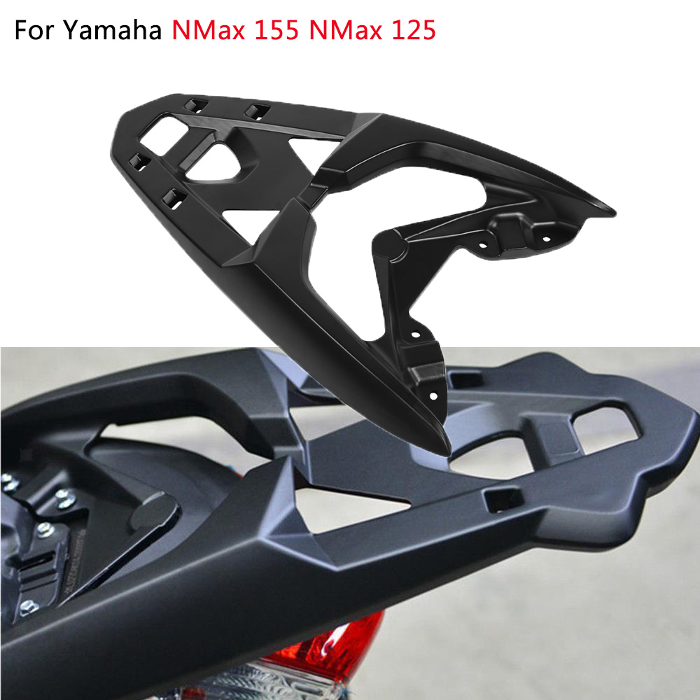Aluminum Rear Luggage Rack Mount Carrier Fit for Yamaha Nmax 155 N-MAX 155