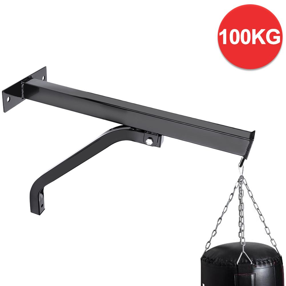Boxsack Halterung Wandhalterung Boxsackhalter Sandsack Boxen Halter 100 kg Stahl