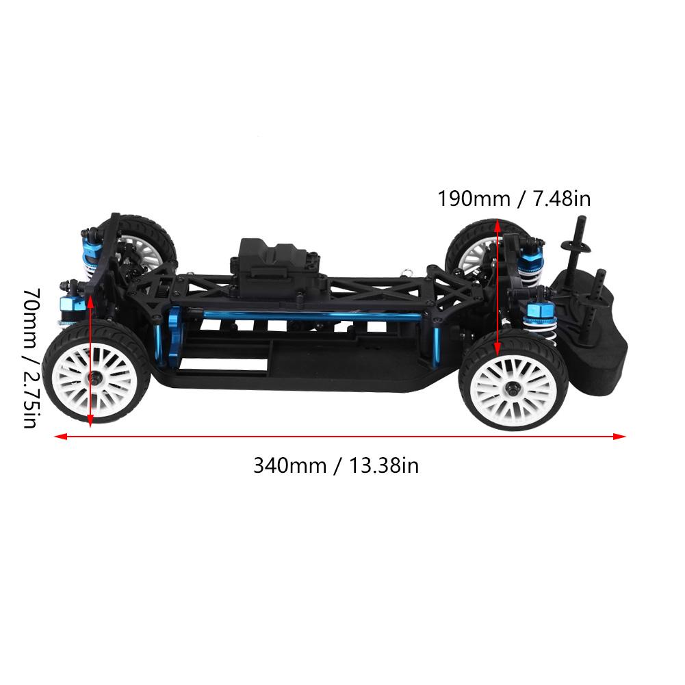 Racing Sakura XI Sport NU 1//10 Touring Car KIT-XS//NU VTA USGT SPEC 21.5 RaceVTA