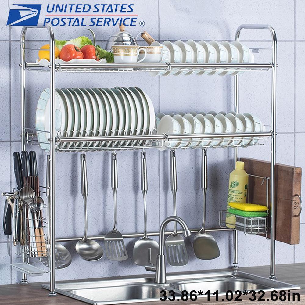 Plate Racks In Kitchen Sinks