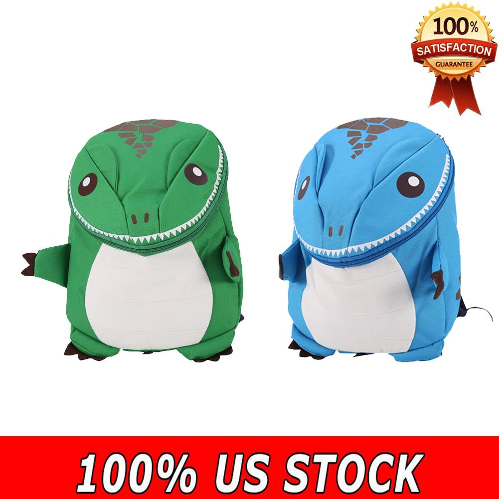 Details about Dinosaur Backpack 3D Boys Children Backpacks Kids  Kindergarten Small School Bag df74fbf4b2d1f